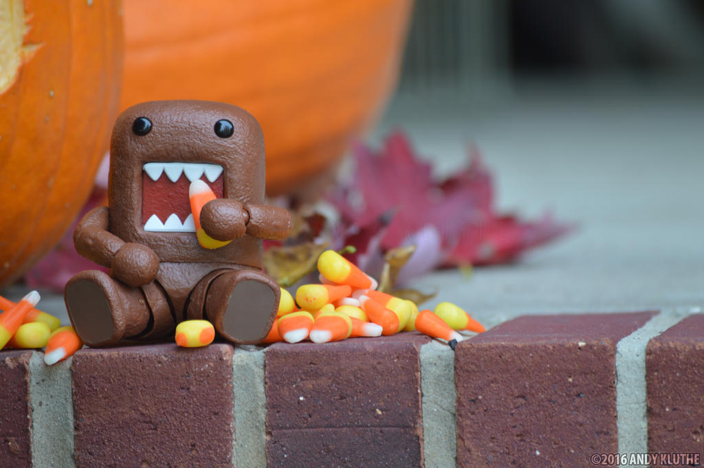Domo-Kun Seasonal Treats