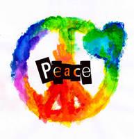.Peace. by kitsunexfalling