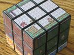 Megaman Boss Battle Cube view2