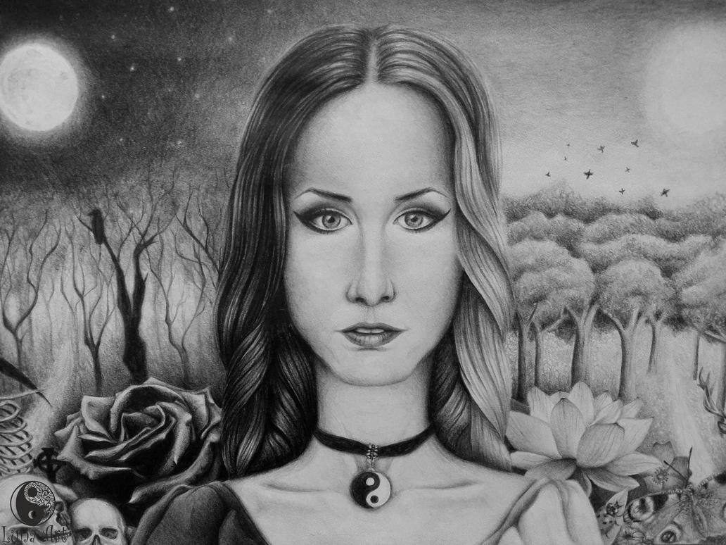 Yin Yang by xLUNA-ARTx