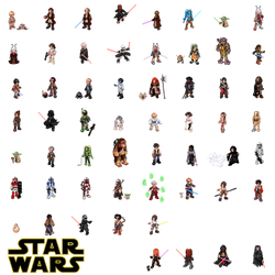 Star Wars - Complete Collection (v2)