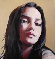 Selfportrait 8 by kthrina