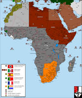 Axis Africa by Totentanz0