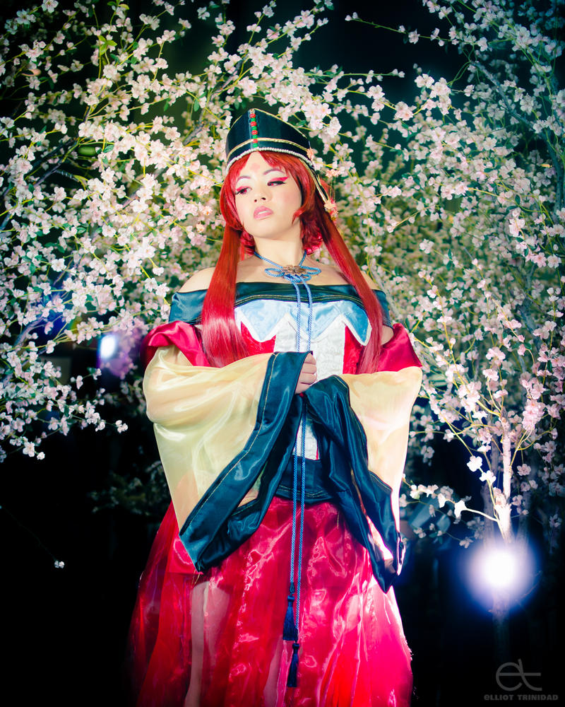 Kakyuu, Princess from the Stars [Sailor Moon] by nameoftheyear