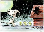 Snoopy Zombie!
