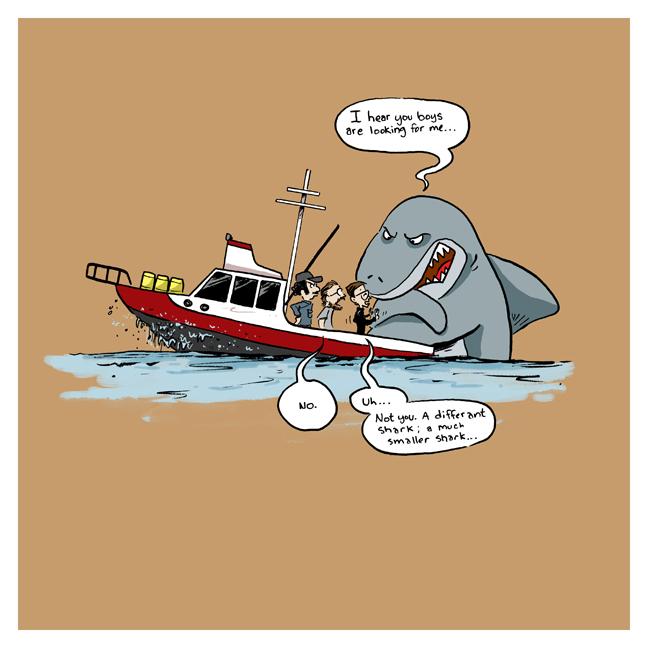 Tupa Jaws by littlereddog
