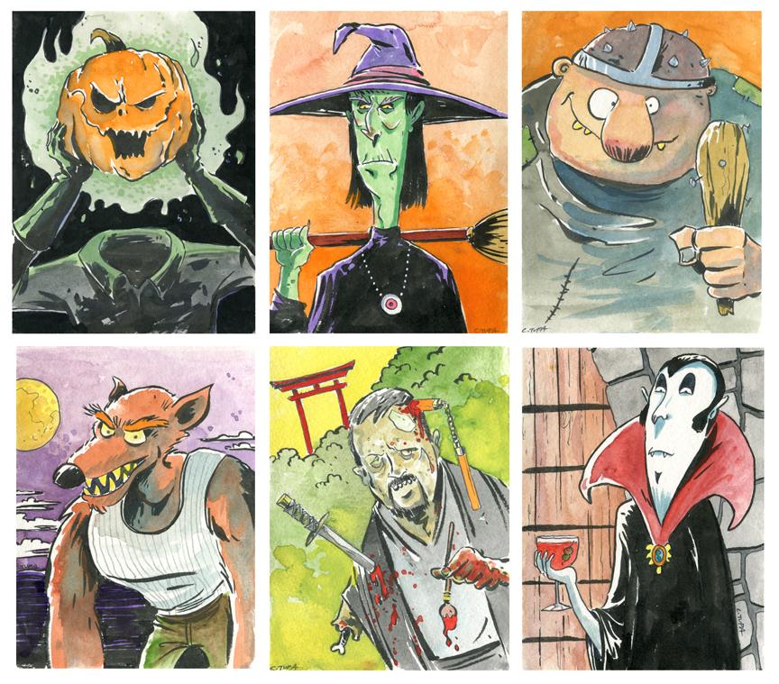 Tupa Halloween 2 by littlereddog