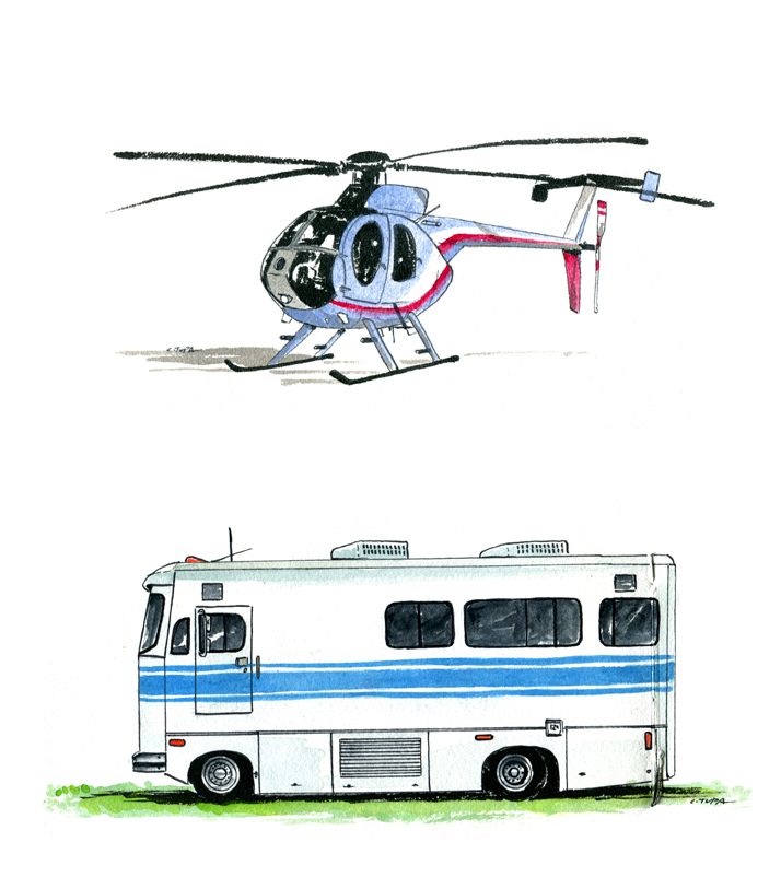 Heli RV by littlereddog