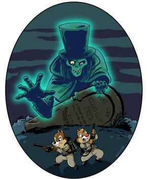 Tupa CnD Ghostbusters