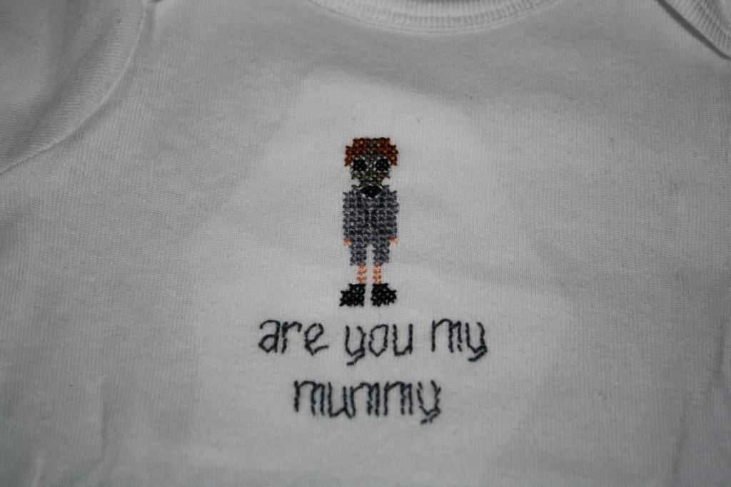 The Empty Child Onesie COMPLETED