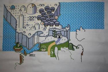 Game of Mushroom Kingdoms (GoMK) WIP #7 by NicMarRay