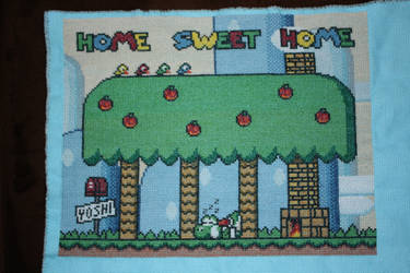 Yoshi Home Sweet Home COMPLETED