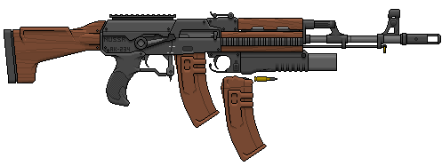 RSC AK-234 Assault Rifle by Toravich12