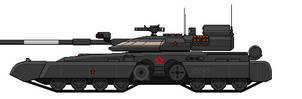 T-348 Ogre MBT