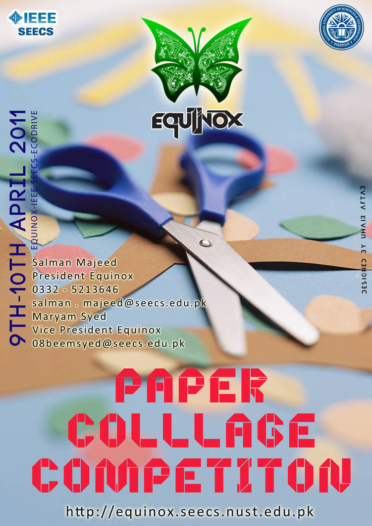 Paper Collage Competition