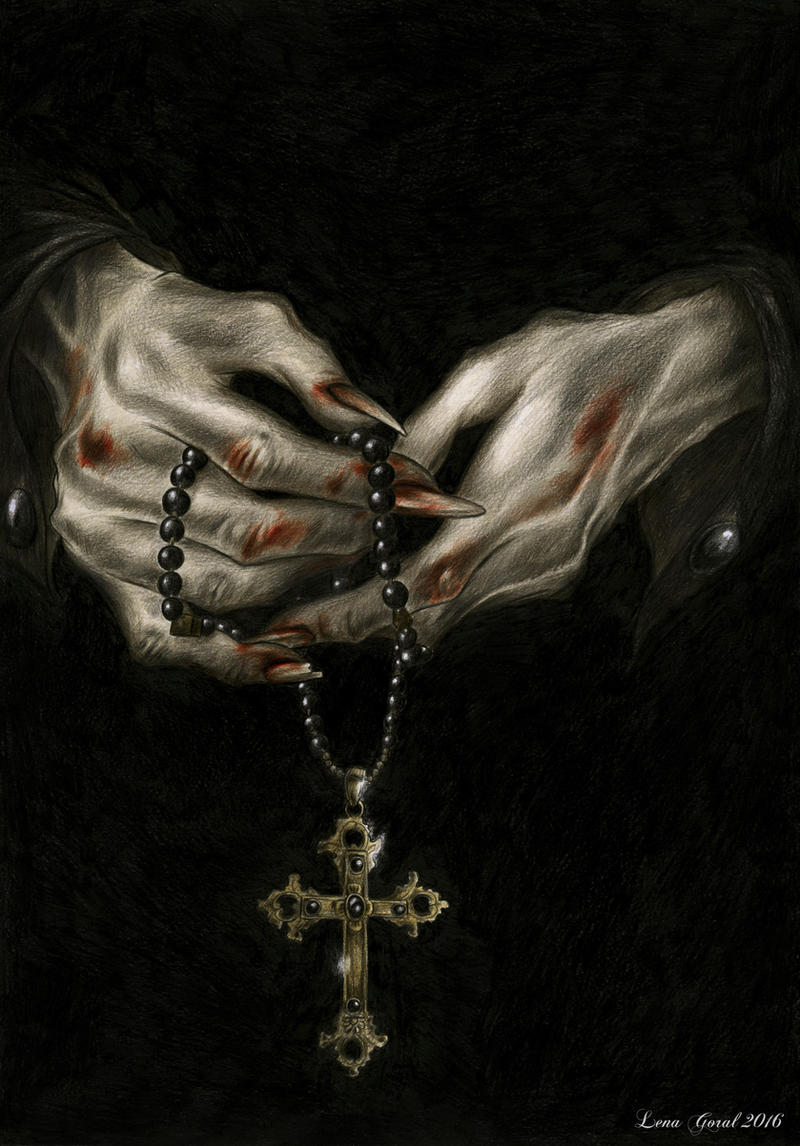 .: The Prayer :. by AmbergrisElement