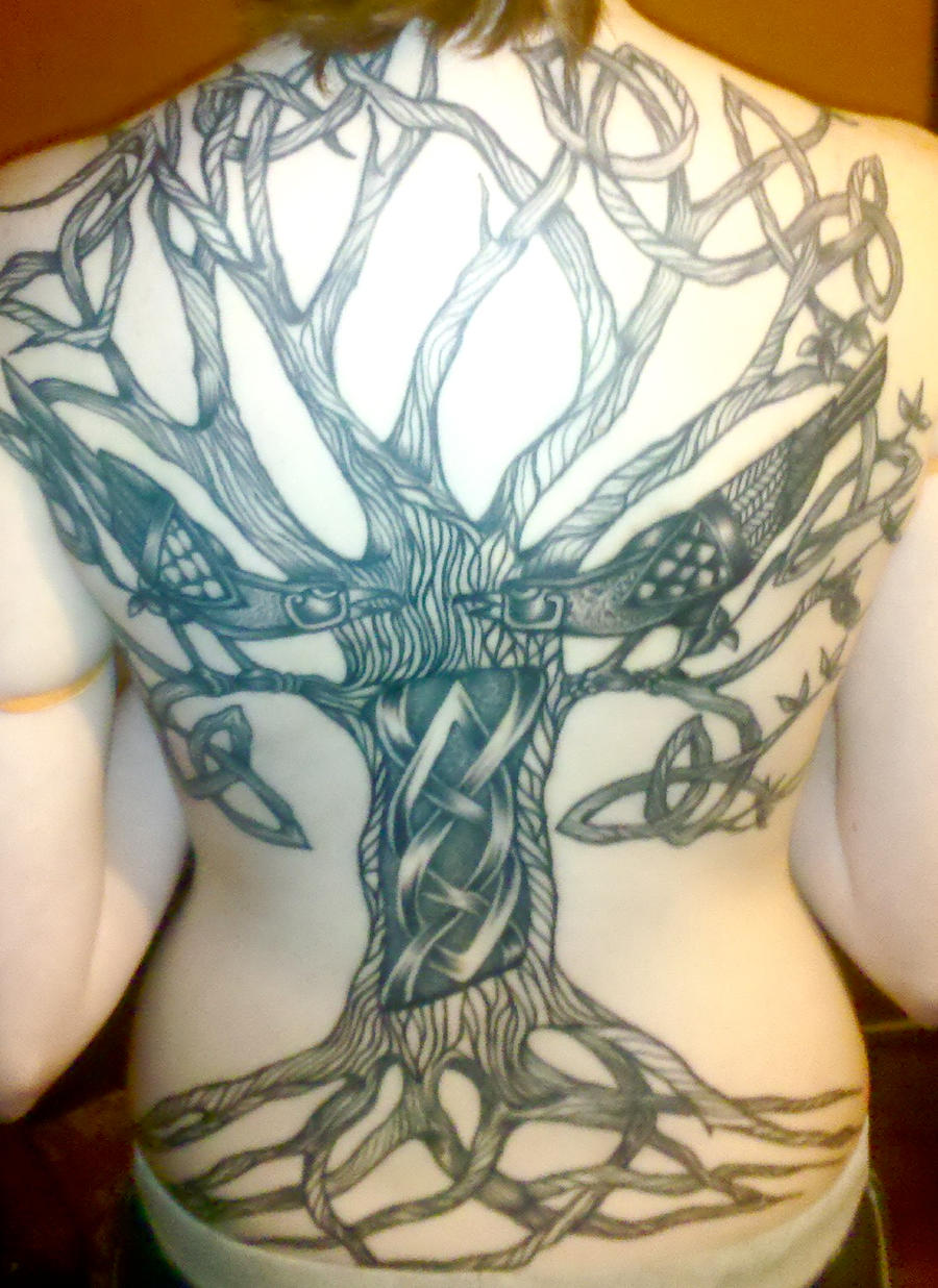 Odins Ravens Tattoo Odin ravens tattoos odinOdins Ravens Tattoo