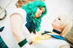 Sailor Moon - Neptune and Uranus