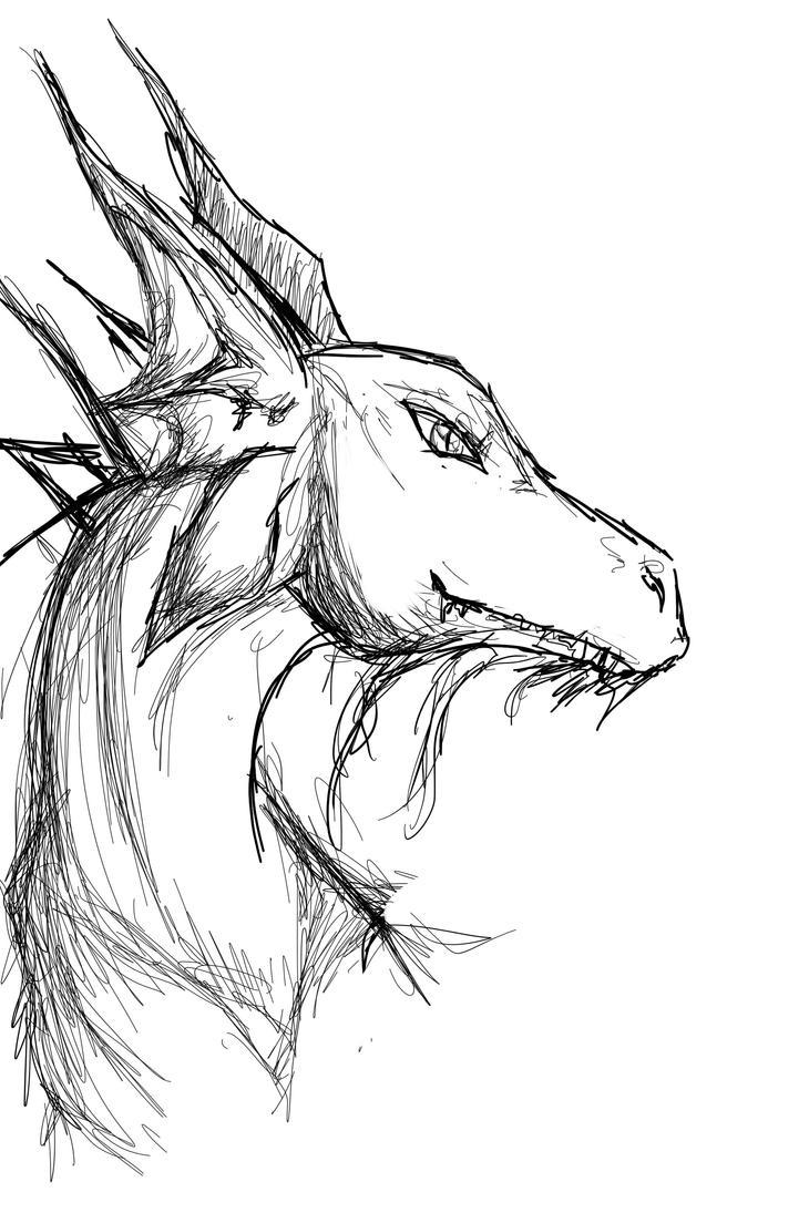 Bakemono acuatic dragon 2 by skailak