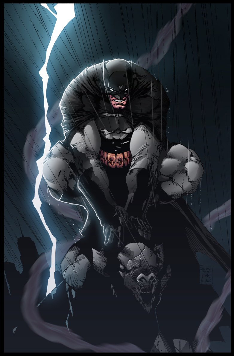 Batman The Dark Knight Returns Comic 14145 Loadtve