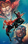 Absolute Carnage Miles Morales - Issue 1 - V.Cover