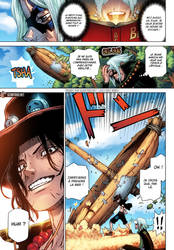 One Piece - Ace Novel - Issue one - page 4
