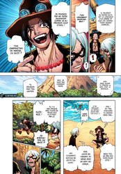 One Piece - Ace Novel - Issue one - page 6