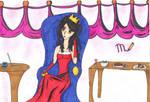 arrogant princess