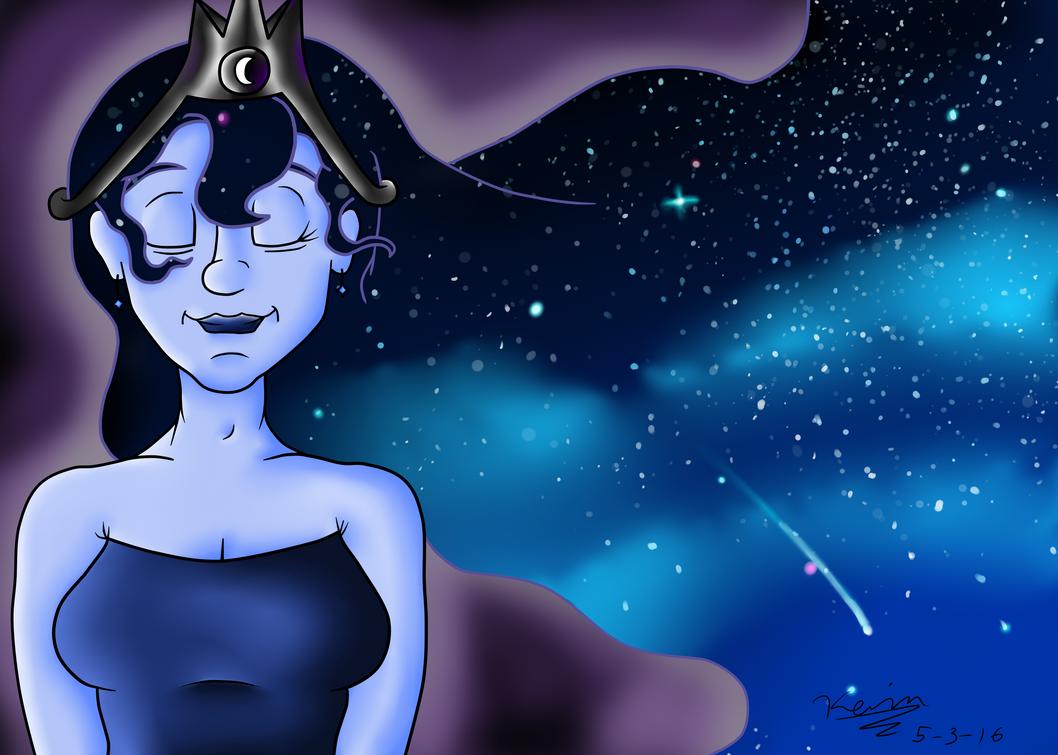Luna Night Hair by MrMario