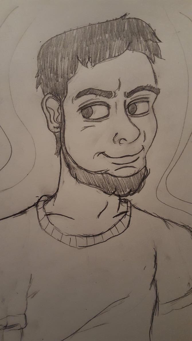 Self Portrait by MrMario