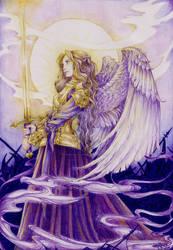 Golden Warrior by ShannonValentine