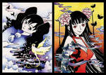 ACEO's Women of xxxHolic by ShannonValentine