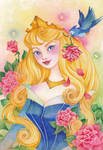 Princess Aurora by ShannonValentine