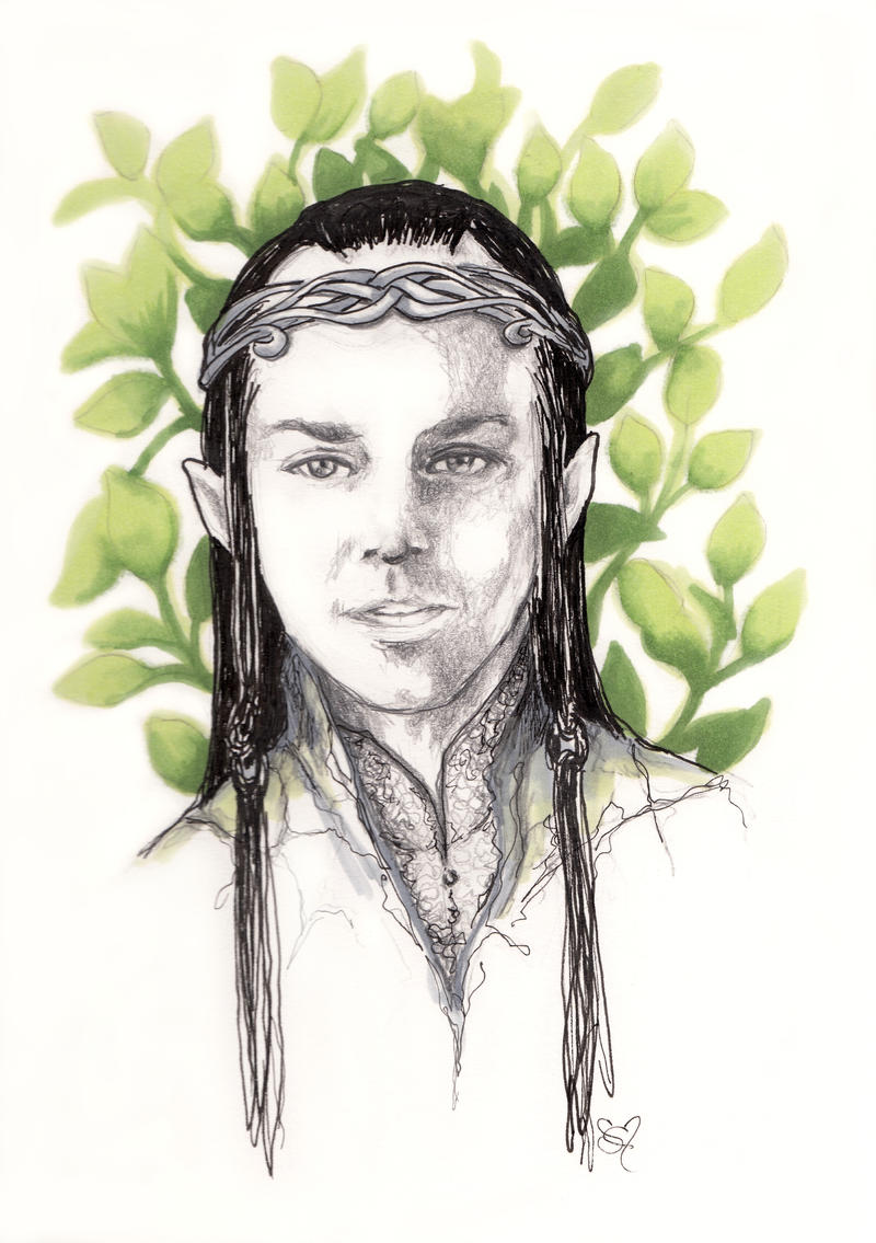 Elrond by ShannonValentine