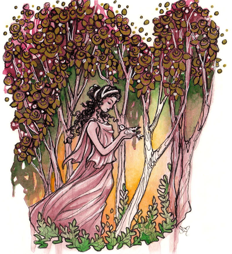 Persephone by ShannonValentine