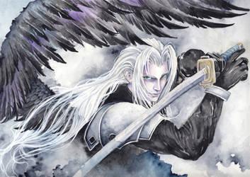 Sephiroth - One Winged Angel