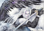 Sephiroth - One Winged Angel by ShannonValentine
