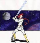 What If Ariel were a Jedi