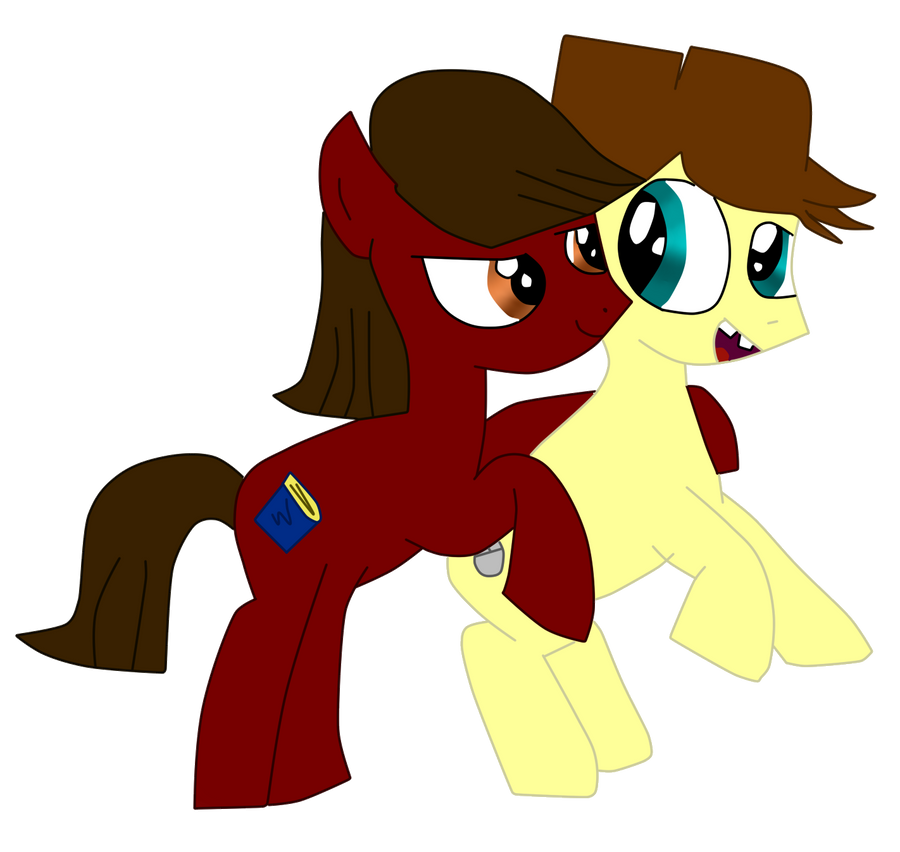 NoCo Ponies by TheStalkerific
