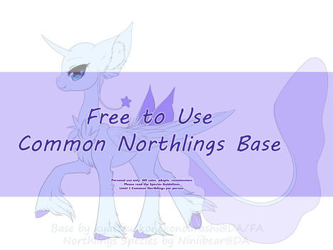 F2U Common Northling Base