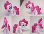 New Pinkie Pie by CindersDesigns