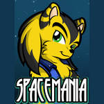 Badge - Spacemania
