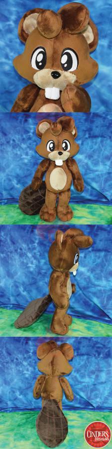 Northern Furries Plush - Bensen Beaver