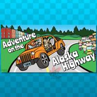 Northern Furries Road Trip - Alaska Highway