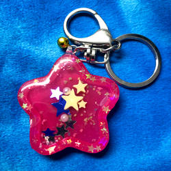 Shaker Charms - Star Charm