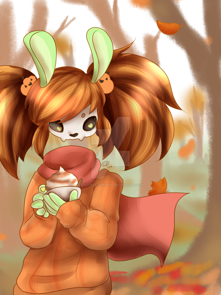 Pumpkin Spice Hunny by Apoca-Chan