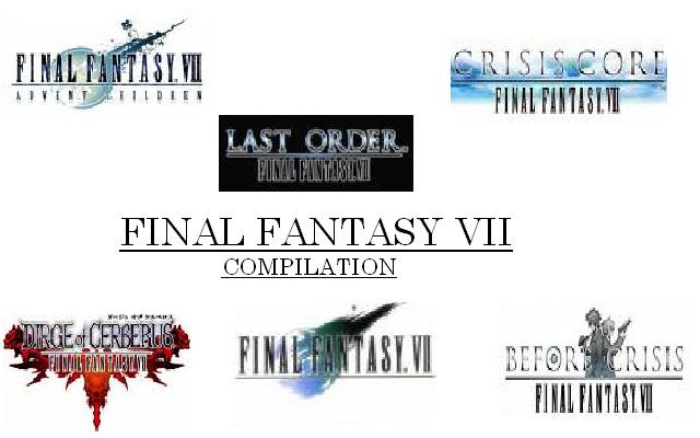 Compilation of Final Fantasy 7...