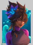 Pool Party Taliyah (league of legends)