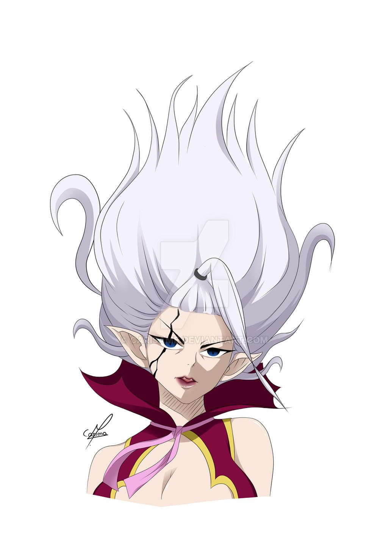 Mirajane Strauss Fan Art By Carisame On Deviantart Anime screenshots and official art. mirajane strauss fan art by carisame