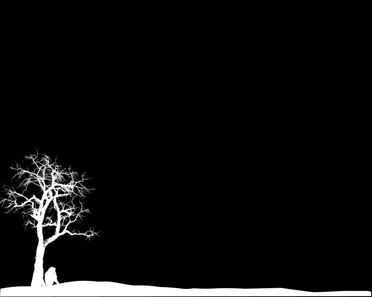 dark sadness wallpaper background - photo #13
